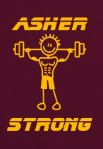 """ASHER STRONG"" DAY"